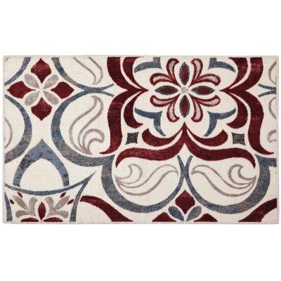 Tuscan Tile Area Rug Rug Size: 26 x 310