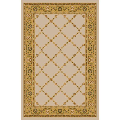 Premier Natural Beige Area Rug Rug Size: Rectangle 26 x 310