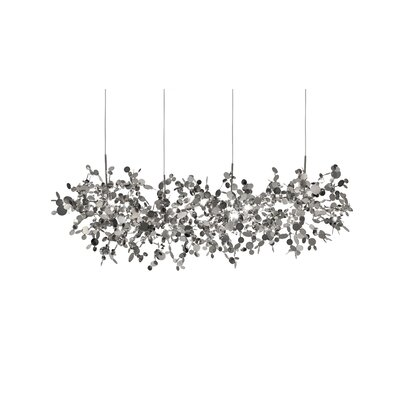 Argent 12-Light Kitchen Island Pendant