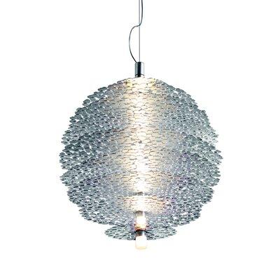 Tresor 9-Light Globe Pendant Finish: Silver
