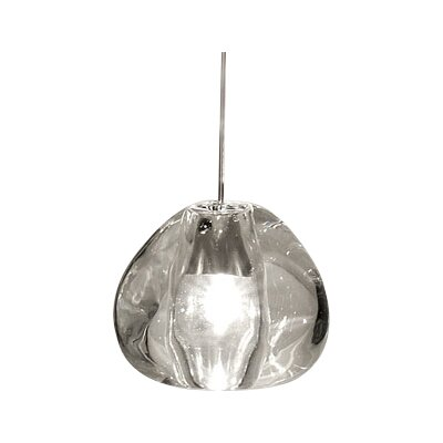 Mizu 1-Light Pendant Finish: Silver