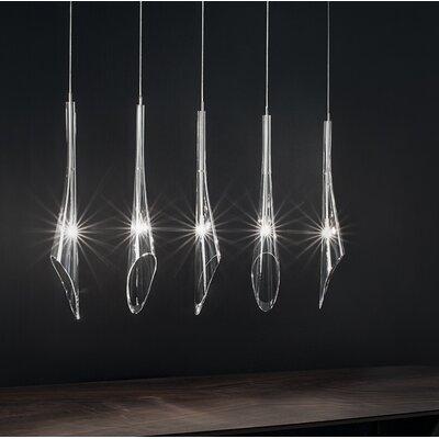 Calle 5-Light Pendant