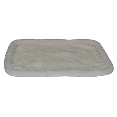 "Pet Fleece Donut Dog Bed (Set of 4) Size: 40"" L x 26"" W"