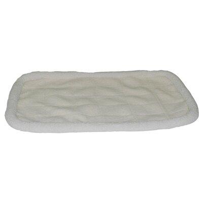 "Pet Fleece Donut Dog Bed (Set of 4) Size: 46"" L x 28"" W"