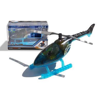 Apex Police Helicopter Toy