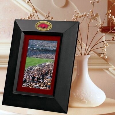 The Memory Company NCAA Portrait Picture Frame - NCAA Team: Arkansas, Color: Black at Sears.com
