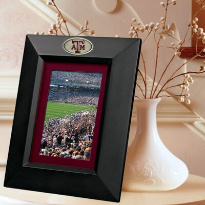 The Memory Company NCAA Portrait Picture Frame - NCAA Team: Texas A&M, Color: Brown at Sears.com