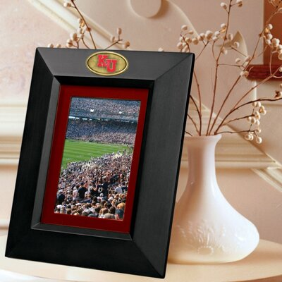 The Memory Company NCAA Portrait Picture Frame - NCAA Team: Kansas, Color: Brown at Sears.com