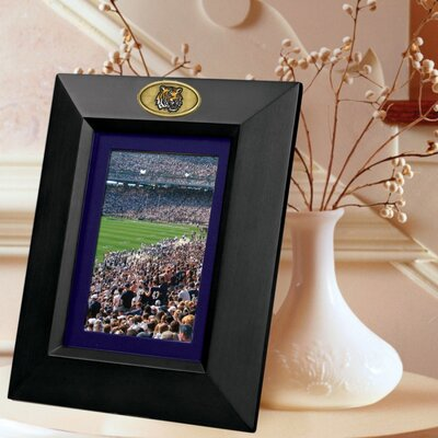 The Memory Company NCAA Portrait Picture Frame - NCAA Team: LSU, Color: Black at Sears.com
