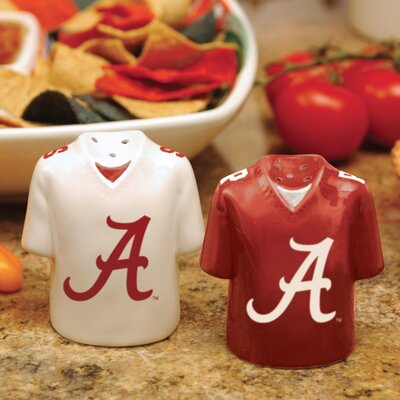 College Gameday Salt And Pepper Shakers Team-north Carolina State
