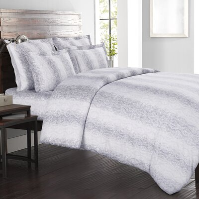 Kalahari 3 Piece Duvet Cover Set Size: King