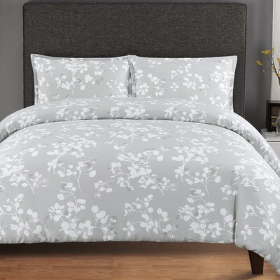 Paloma Duvet Cover Set Size: Full/Queen
