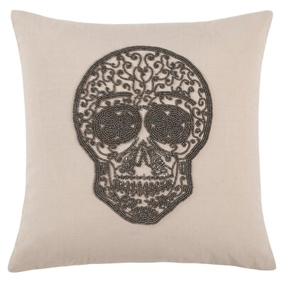 Skull Decorative Throw Pillow