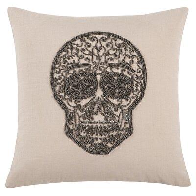 Skull Decorative Throw Pillow