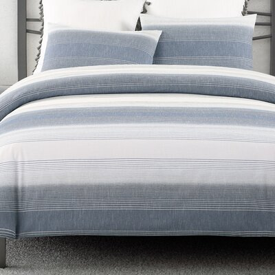 Dede 100% Cotton 3 Piece Duvet Set Size: King
