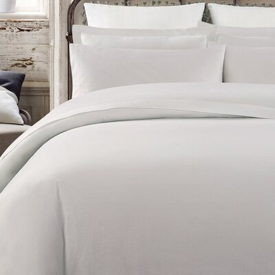 Krushap Vintage 200 Thread Count 100% Cotton Sheet Set Size: Full/Double, Color: Dove Gray