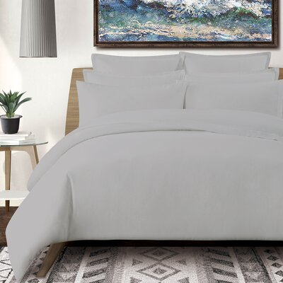 Tarek Sheet Set Color: Gray, Size: Queen