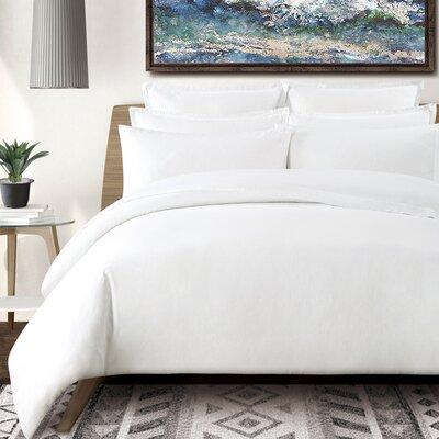Tarek Sheet Set Color: White, Size: California King