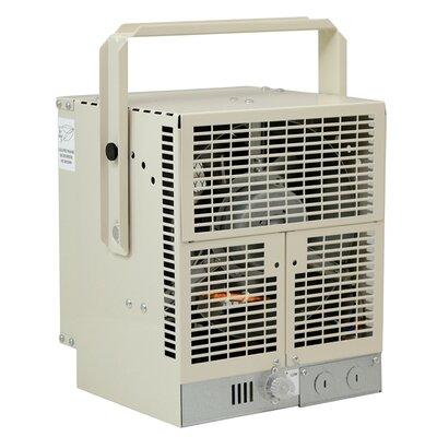 Buy Fan Forced Wall / Ceiling Mount Electric Garage Space Heater Cheap