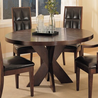 on price on modus hudson dining round x base dining table furniture