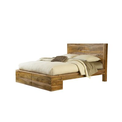 Atria Platform Bed Size: Queen