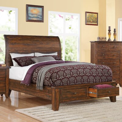 Cally Storage Platform Bed Size: Queen