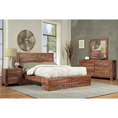 Atria Platform Customizable Bedroom Set