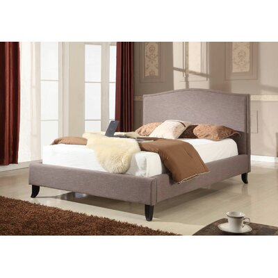Financing for Elise Panel Bed Size: California Ki...