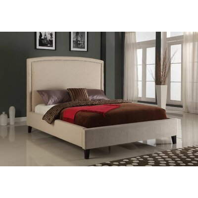 Furniture financing Luna Platform Bed Size: King...