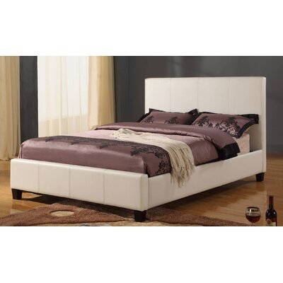 Modus Mambo Platform Bed - Finish: Ivory, Size: California King at Sears.com