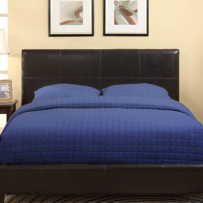 In store financing Ledge Square Headboard Size: Twin...
