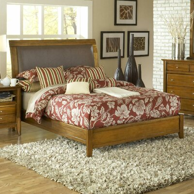 Loan for furniture City II Panel Bed Size: Full...