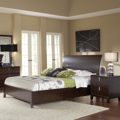 Financing for Legend Wood Panel Bed Size: Queen...