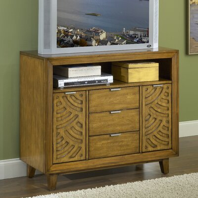 Furniture leasing Trellis 3 Drawer Media Chest...