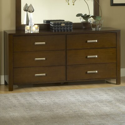 Financing Riva 6 Drawer Standard Dresser...