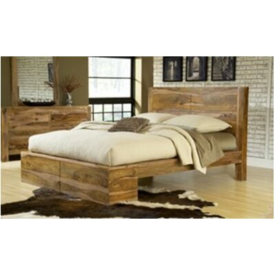 Furniture leasing Atria Storage Panel Bed Size: Calif...