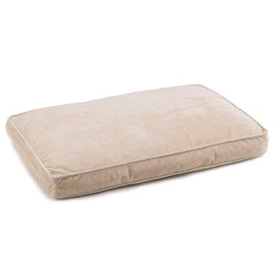 Duvet Dog Bed Cover Color: Ivory