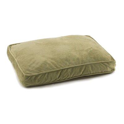 Duvet Dog Bed Cover Color: Sage Green