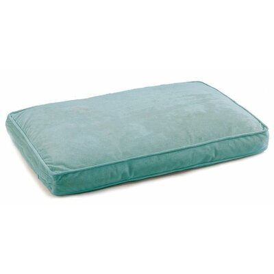 Duvet Dog Bed Cover Size: Small (24 L x 18 W)