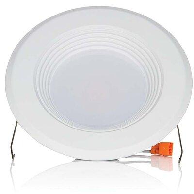 """7.4"""" LED Recessed Retrofit Downlight F9906-30-1"""