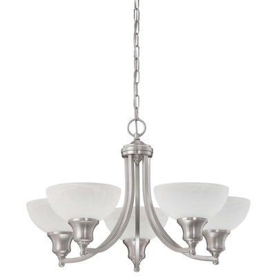 Alton 5-Light Shaded Chandelier