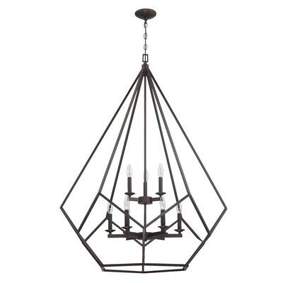 9-Light Foyer Pendant