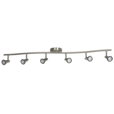 6-Light Track Lighting