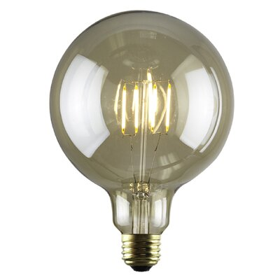 2W Amber E26 LED Light Bulb