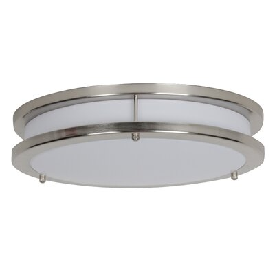 LED Flush Mount Bulb Temperature: 3000K