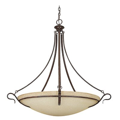Westover 5-Light Bowl Pendant