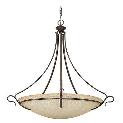 5-Light Bowl Pendant