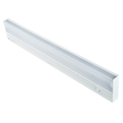 Fluorescent Under Cabinet Bar Light Size: 21.25 L