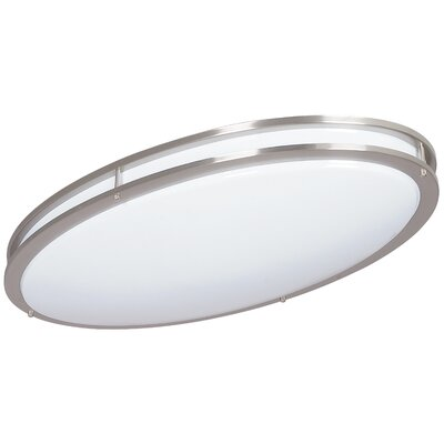 Schaper 2-Light Flush Mount