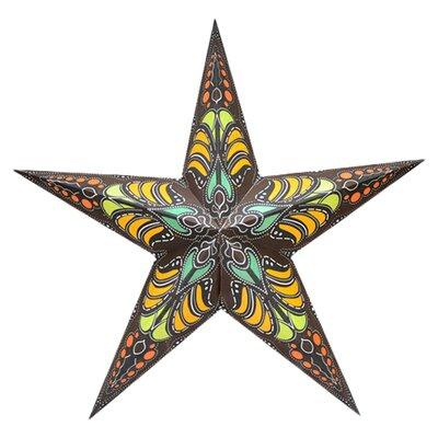 Starlightz 1-Light Luminary Finish: Brown